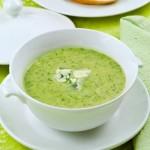 Rychlá brokolicová polévka
