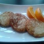 Žitno-meruňkové placičky