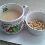 Domácí hrachová polévka