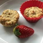 Kokosové muffinky