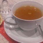 Čaj z kurkumy